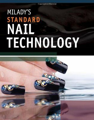 🔥 Milady's Standard Nail Technology , Sixth Edition { PDF } 🔥