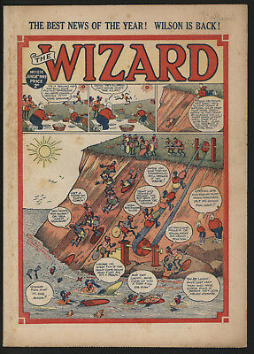 Wizard 1218, Post War Issue, Very Good Condition,