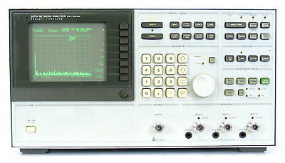HP Agilent 3577A Network Analyzer 5Hz 200 MHz  Analizzatore di rete