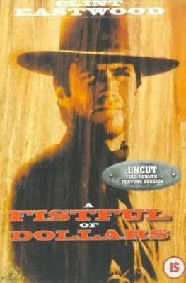 A Fistful Of Dollars [1964] [DVD] [1967], 5050070000283