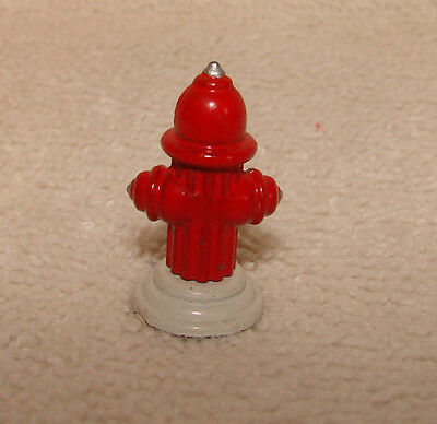 Dept 56 Department 56 Heritage Village Accessory Tiny Red Fire Hydrant