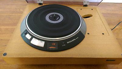 Denon DP-6000 Direct Drive Turntable  - Works & Looks Great