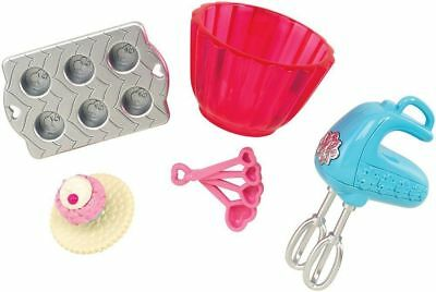 Barbie Doll Accessory Pack Cupcake Baking Set CFB52