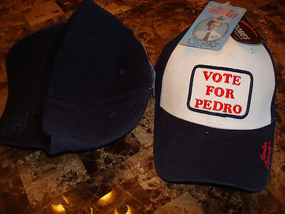 Napoleon Dynamite ' Vote For Perdo '   Hat Cap Deadstock 'one Size Fits Most '