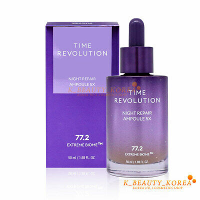 MISSHA Time Revolution Night repair Probio Ampoule 50ml K-BEAUTY / NEW 2019