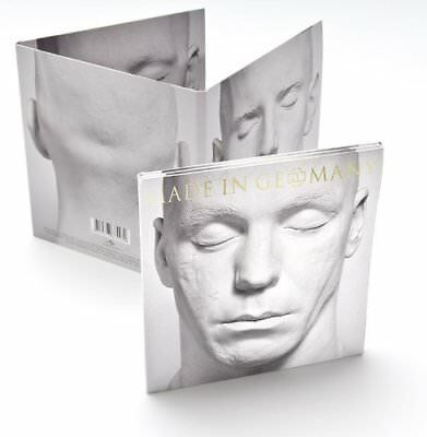 Rammstein Made In Germany 1995-2011 CD New 2011
