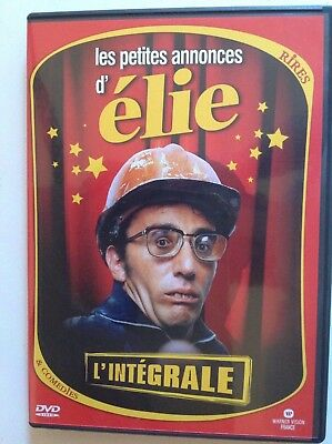 "DVD ""ELIE KAKOU L'INTEGRALE"" spectacle"