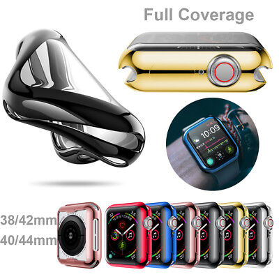 For Apple Watch Series 2 3 4 360° Full Protective Case Cover Screen Film