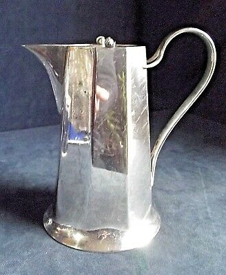 SUPERB ~ AESTHETIC Styled ~ Water JUG ~ c1920 by John Sherwood