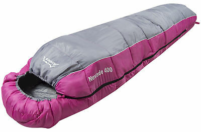 Andes Nevado 400 4 Season 400 XL Camping Hiking Mummy Sleeping Bag