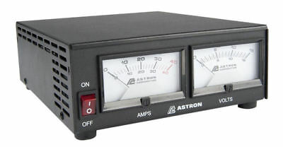 Astron SS-18MT 15 Amp Continuous 15 Amp Switching Power Supply for MotoTRBO