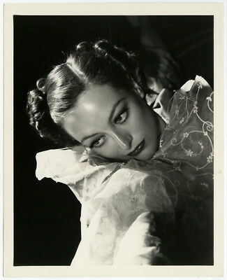 Joan Crawford 1934 George Hurrell Chained Vintage Art Deco Glamour Photograph