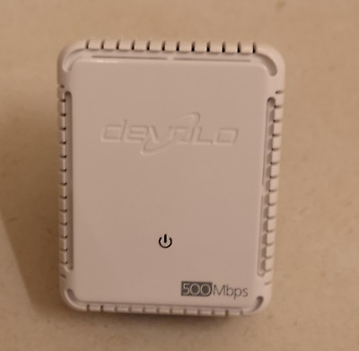 Devolo dLAN Duo 500 MT 2585 500Mbps Powerline Adaptor