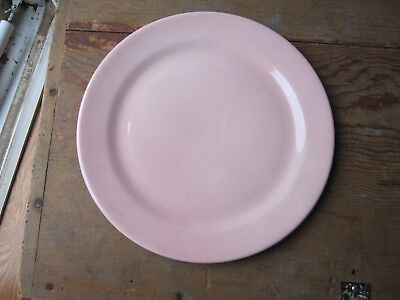 Taylor Smith Taylor LuRay Pastels Pink Chop Plate