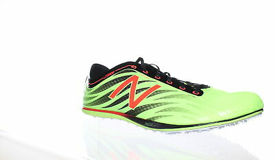 5152bb61c9d0d New Balance Mens Ld5000v3 Track Spike-M Lime/Black Baseball Cleats Size 14