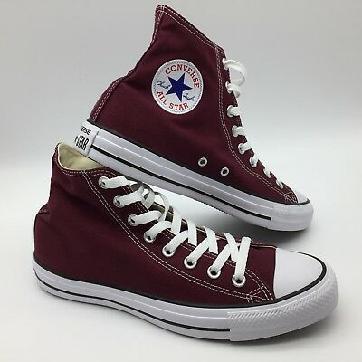 deep red converse Online Shopping for