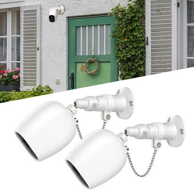 Anti Theft Wall Mount Security Chain Lock Holder for Arlo Pro, Arlo Pro 2 TH1086