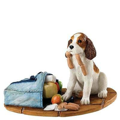 Border Fine Arts Butchers Choice Staffordshire Springer Spaniel Figurine A27564