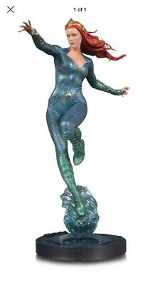 Dc Aquaman Movie!!! Mera Statue!! Instock Now!! No Preorder!