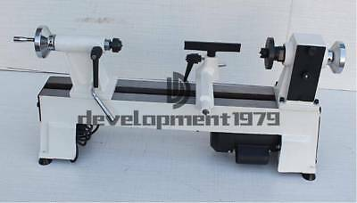 Mini WOOD LATHE DIY lathe for home use 220V 50H 550W UP to 3200 RPM's