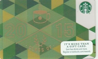 Carte Cadeau  Gift Card - Starbuck  6107  2014 (Usa )
