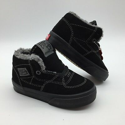 69f297a3a4 Vans Toddlers Shoes Half Cab