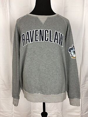 Universal Studios Wizarding World of Harry Potter Ravenclaw Sweatshirt XL Preown