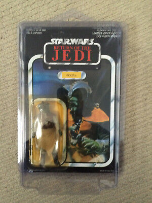 Klaatu Star Wars ROTJ Return of the Jedi Vintage 1983 MOC