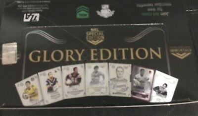 2018 NRL Glory - Complete common / base set - 188 cards