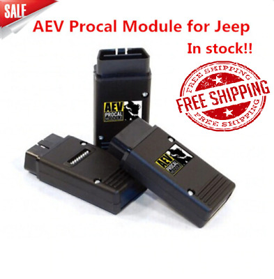 AEV ProCal Module Diagnostic Tool For Jeep Wrangler Unlimited JK Procal 15% OFF!