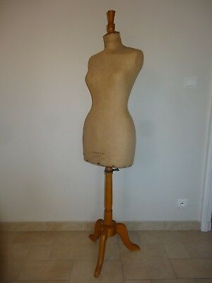 mannequin femme STOCKMAN SIEGEL 395 taille 40 couture mode