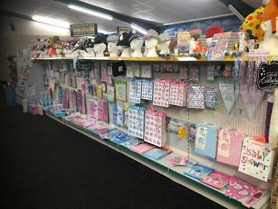 Contents of fancy dress & party ware shop - fantastic business setup opportunity