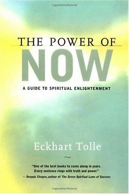 The Power of Now: A Guide to Spiritual Enlightenment by E.Tolle(E-b00k : PDF)