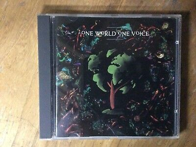 Various - One World One Voice - Various CD HOVG The Cheap Fast Free Post The