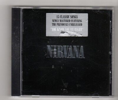 (IP581) Nirvana, Nirvana - 2002 CD
