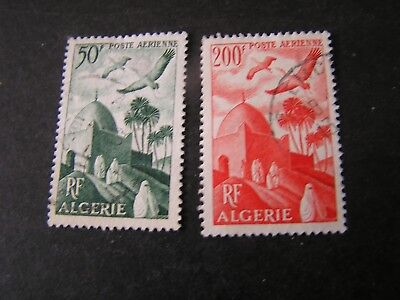 Stamps Timbre Algerie Neuf N° 120 ** Lambese Pretty And Colorful Architecture