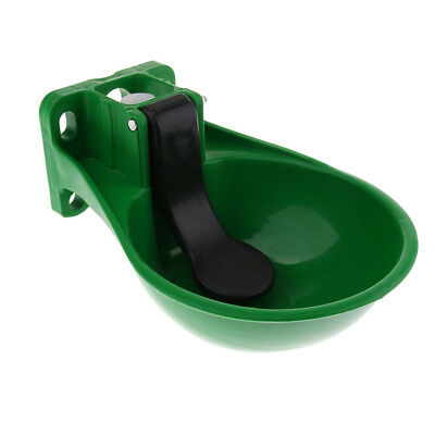 Portable Pet Sheep Automatic Float Valve Water Trough Drinking Bowl