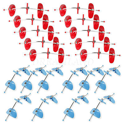 20 Dental orthodontic Face Mask Forward pull Facemask Single Bars Blue Red F.FC