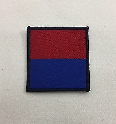 Royal Artillery TRF Badge, RA Regiment Army MTP Patch, Military, Hook & Loop