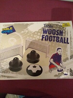 Table Woosh Football Game - Brand New Unopened