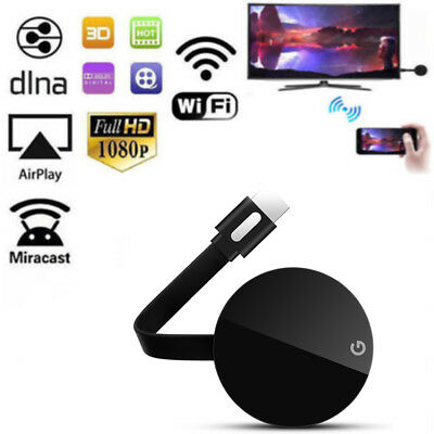Media Streamer TV Stick WIFI Displayer Dongle Miracast DLNA Airplay HDMI1080P
