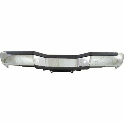 New Step Bumper Rear Face Bar Chrome for Nissan Frontier NI1102136 850107B426