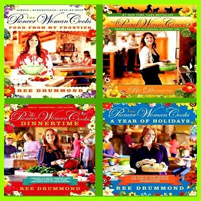 The Pioneer Woman Cooks-Recipes & Fast delivery & 4 E-Bøøk By Email