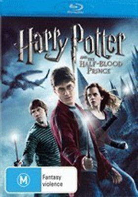 Harry Potter and the Half-Blood Prince (Blu-ray/Digital Download) = NEW Blu-Ray