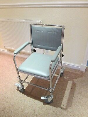 1748 Aidapt Disabled / Elderly Commode Chair  Used