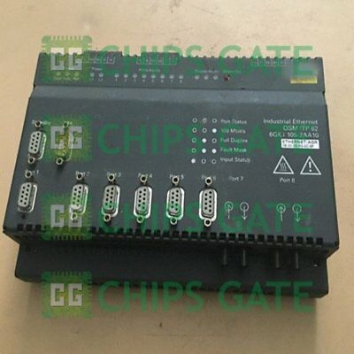 1PCS Used Siemens Industrial Ethernet switch 6GK1105-2AA10