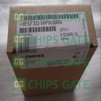 1PCS USED SIEMENS 6ES7332-5HF00-0AB0 Tested in Good condition