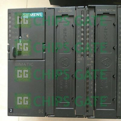 1PCS used Siemens 6ES7314-6CF02-0AB0 Tested in Good condition