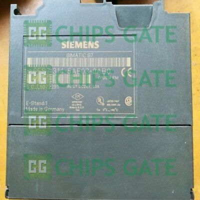 1PCS USED SIEMENS 6ES7314-5AE03-0AB0 Tested in Good condition