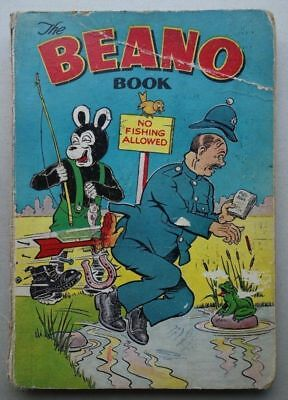 THE BEANO ANNUAL 1955 Comic book (published 1954)